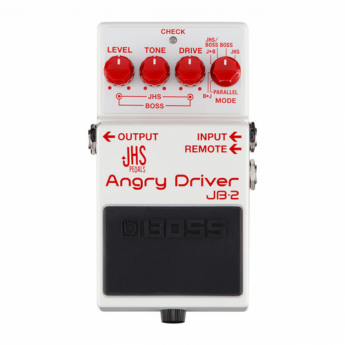 Boss JB-2 Angry Driver Overdrive Pedal